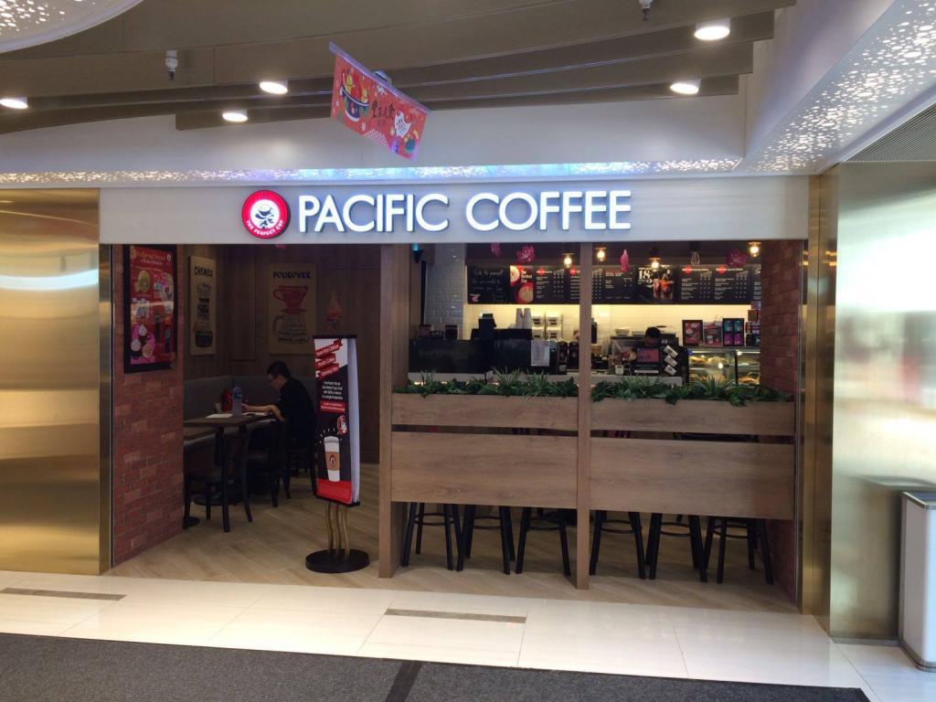 一周限定優惠 指定信用卡半價買Pacific Coffee咖啡