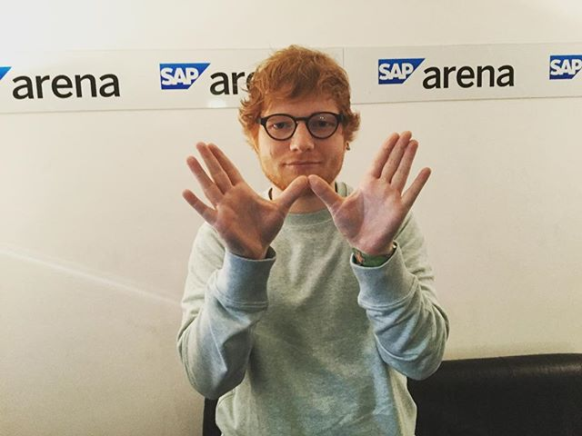 Ed Sheeran亞洲巡唱香港站  最新消息