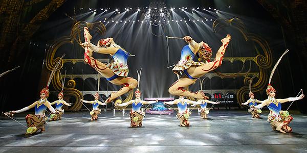 國際綜藝合家歡2017工作坊:香港雜耍之家《雜耍齊動樂》親子工作坊—現代雜耍