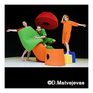 國際綜藝合家歡2017節目:丹斯瑪舞蹈劇院(立陶宛)《蔬果扭扭樂園》