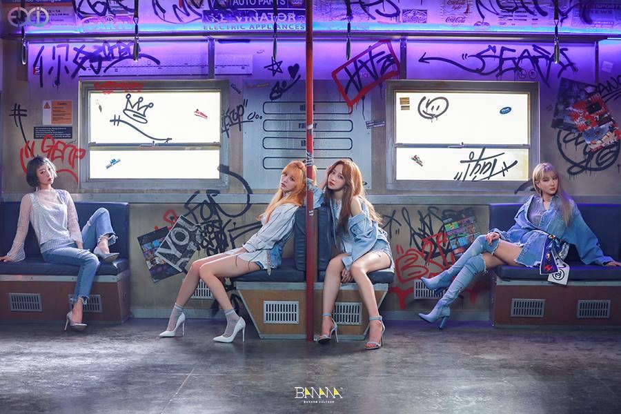 EXID香港粉絲見面會 最新售票消息