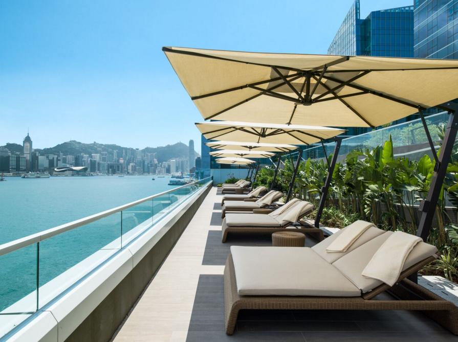 紅磡嘉里酒店推港人優惠 歎25米無邊際泳池+自助晚餐