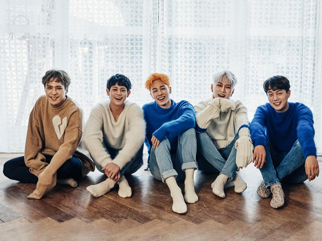 韓國男團Highlight巡迴演唱會 香港站7月率先開騷