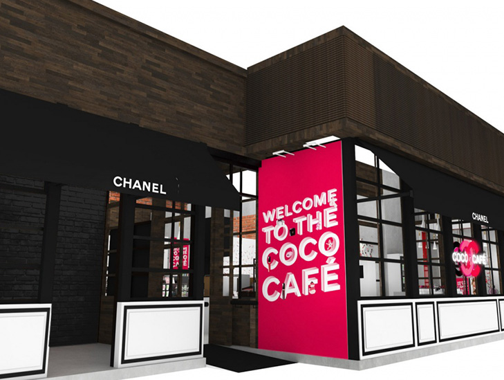 CHANEL期間限定COCO CAFÉ 6月登陸香港