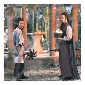 《笑傲江湖》- 電影 x 文學:金庸的電影世界