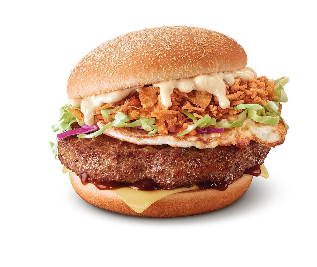 指定時間送Oreo焦糖芭菲!麥當勞推The Signature Collection新漢堡