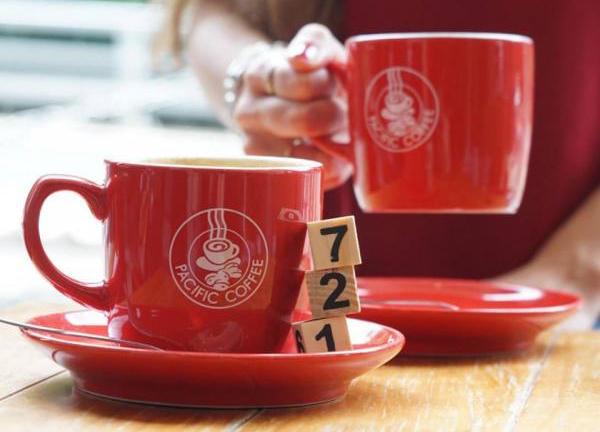 Pacific Coffee周年優惠 指定身分證號碼免費飲咖啡