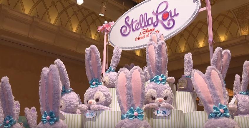 香港迪士尼即將有得買!Duffy新朋友芭蕾兔Stella Lou可愛登場