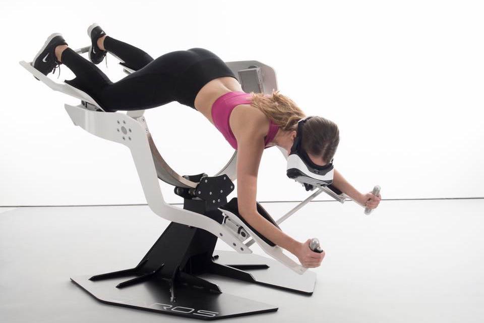 香港首部VR健身器!6月限定免費試玩