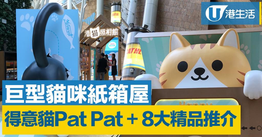 日本人氣貓貓寫真展 萌爆攻陷旺角