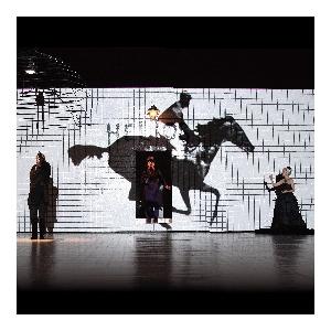 「多媒體無限」系列:魔幻燈影劇場(捷克)《移形換映》