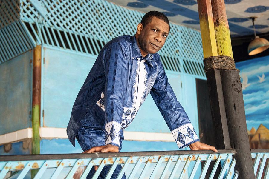 Youssou N'Dour 非洲的世紀巨星