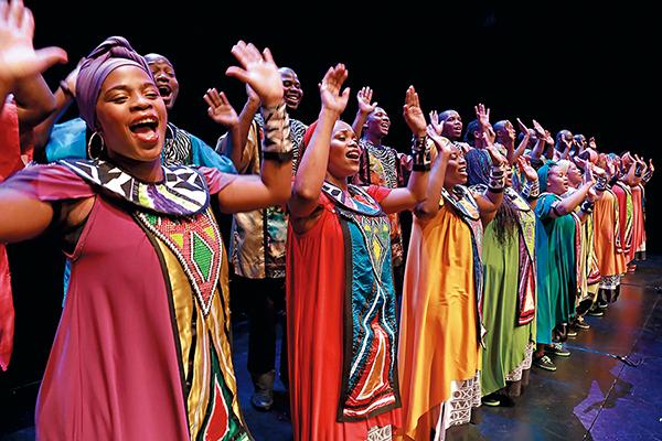 生命的禮讚   索韋托靈歌合唱團Soweto Gospel Choir