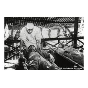 《靜靜的決鬥》─ 世界電影經典回顧 2017「日本電影巨匠紀念展︰仁與義—黑澤明之道」