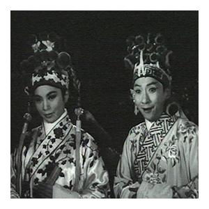 《武潘安》- 影畫早晨:刀馬黑牡丹.于素秋