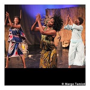 世界文化藝術節2017節目:達夫拉鼓樂舞蹈團(布基納法索)(南非)《太陽之舞》
