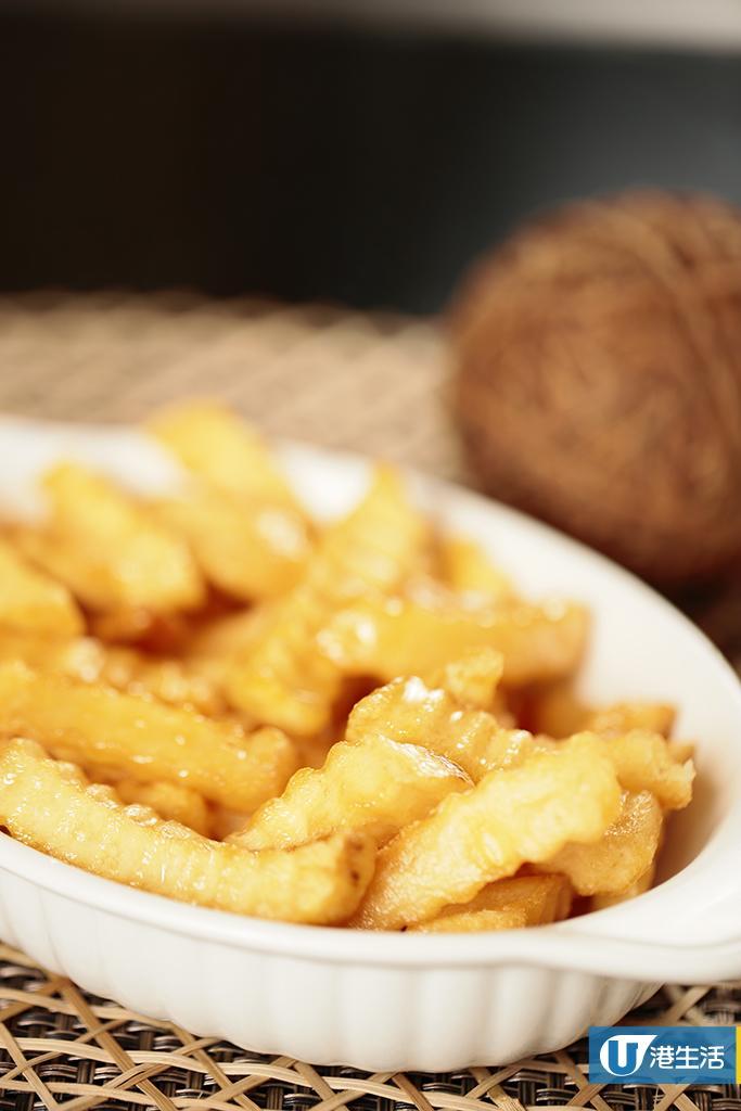 Neway學生宵夜放題優惠 追加$30任食薯條+炸雞塊!