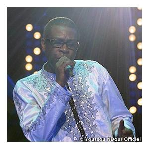 世界文化藝術節2017開幕節目:尤蘇‧恩多爾與達喀爾超級巨星樂團(塞內加爾)