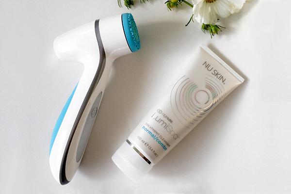 ageLOC LumiSpa 2分鐘!家用美容儀洗面+抗衰老