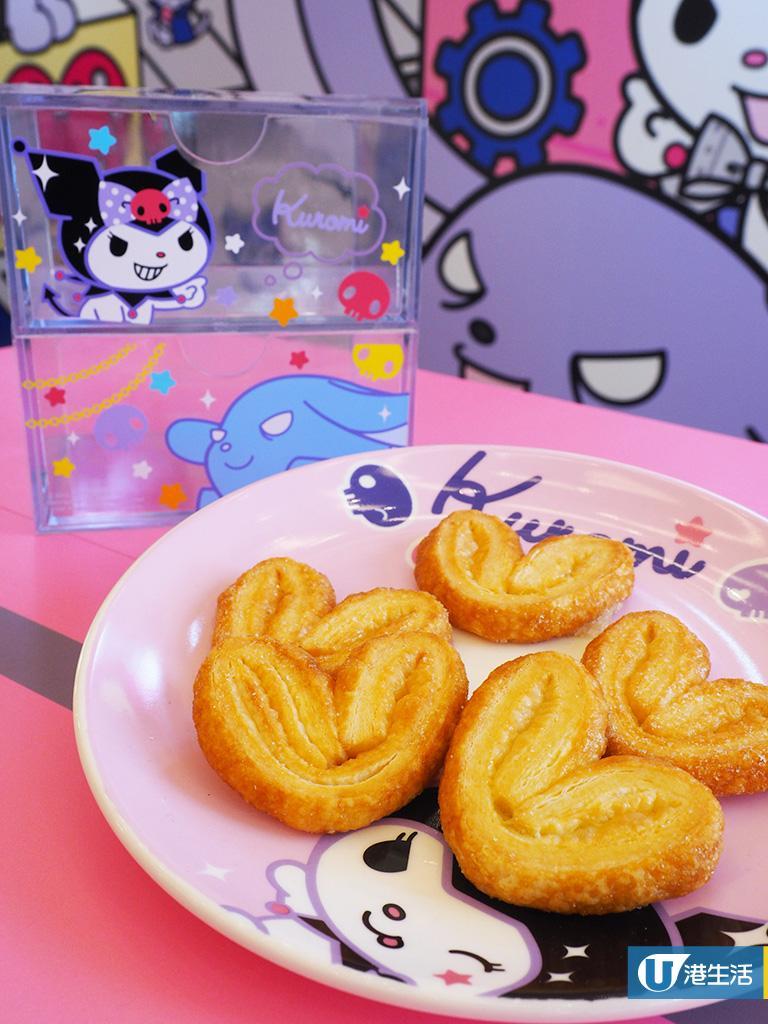 Kuromi Pop-up主題甜品店現身新蒲崗 10款聖誕限定雪糕甜品