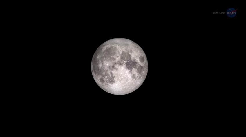 今晚「超級月亮」11時47分現身!抬頭睇全年最大滿月