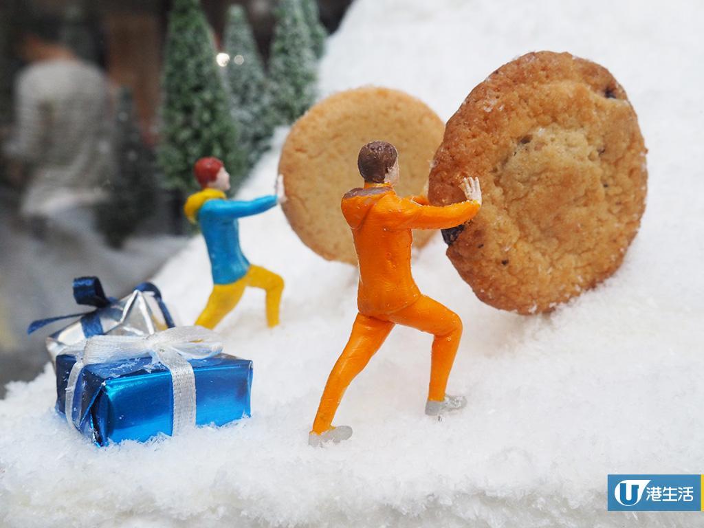 藍罐曲奇首設聖誕Pop-up店 限量發售發光慈善曲奇禮盒!