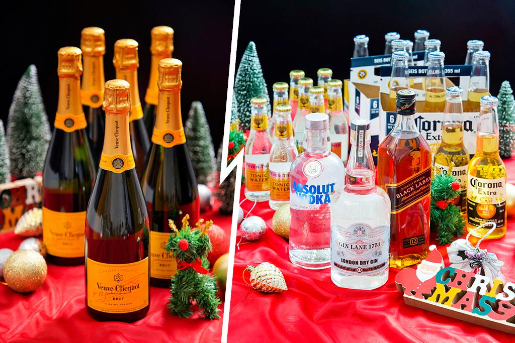 WINEKNOT.HK 聖誕派對 超抵美酒套裝推介