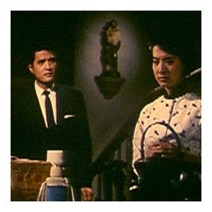《香港之星》- 影畫早晨︰永遠的鑽石大盜林沖