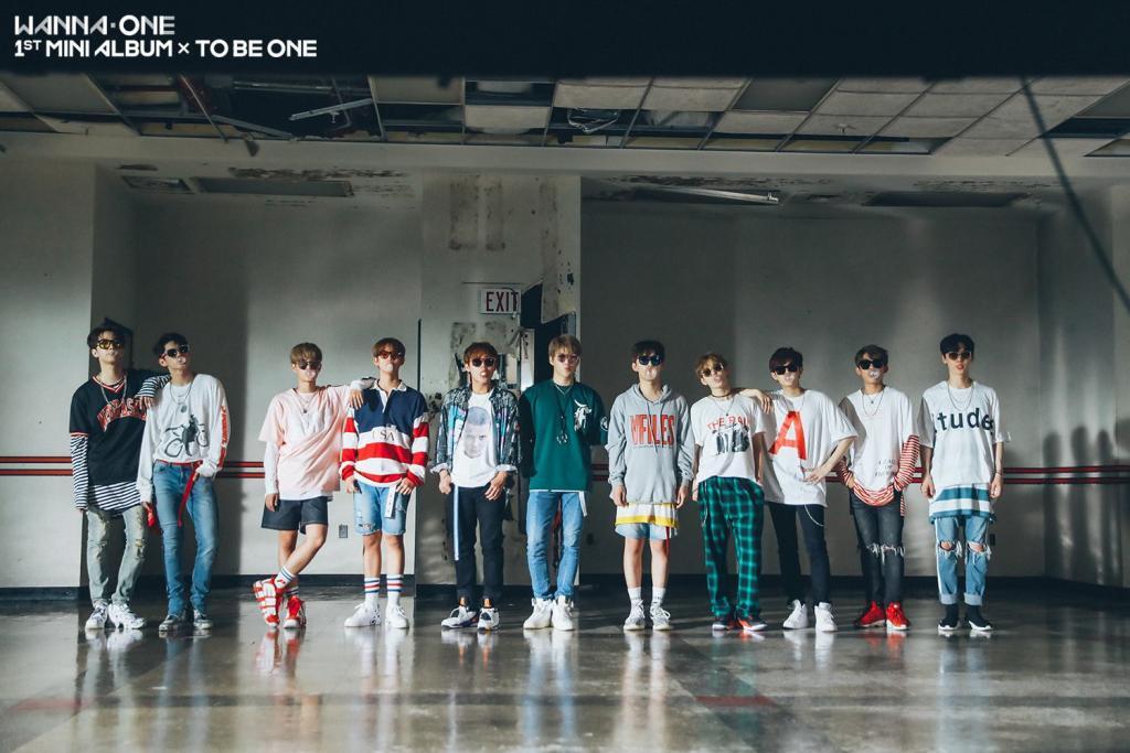 撲飛過大海!國民男團Wanna One一月登陸澳門