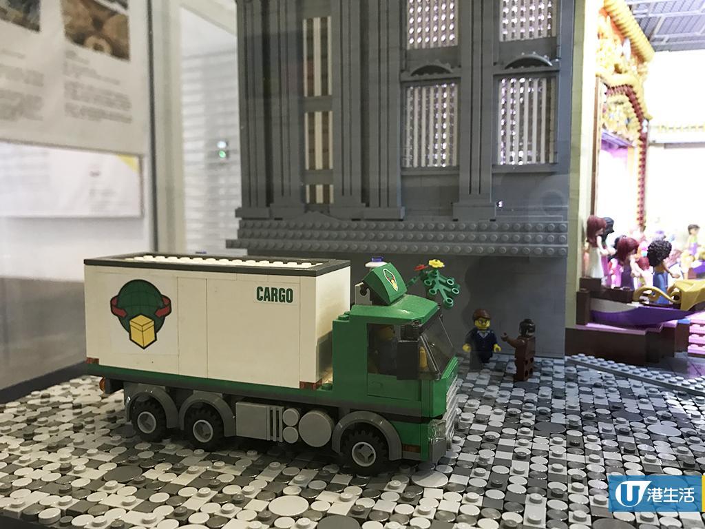 北角睇皇都戲院65周年展覽 LEGO重現香港3大舊式戲院!