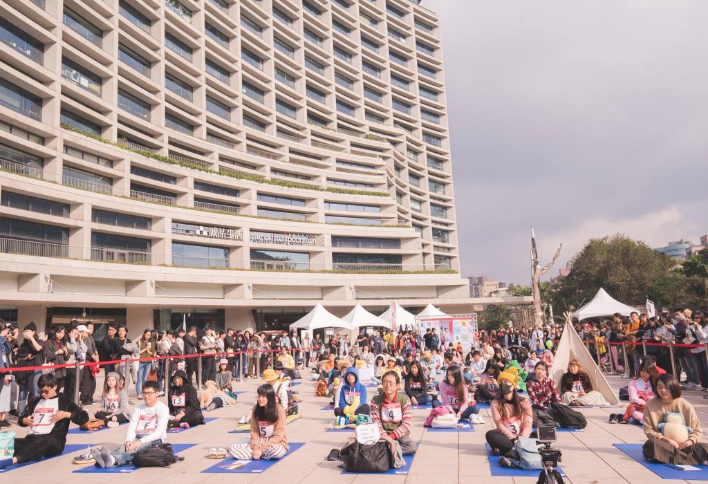 國際發呆比賽香港站3月登場!免費開始報名