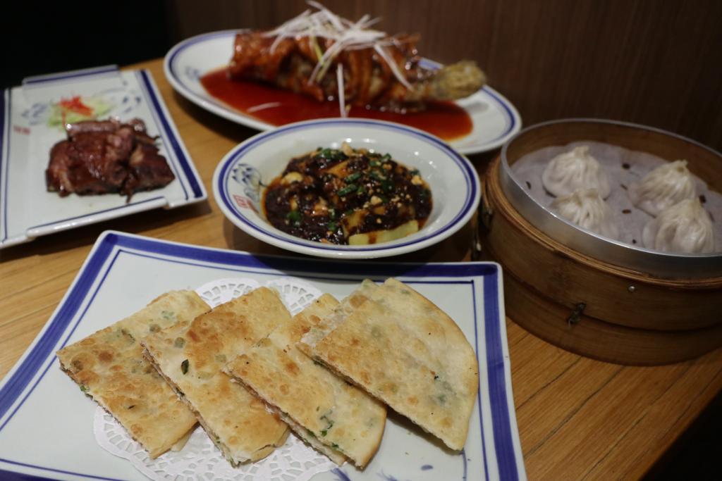 銅鑼灣新開滬菜 食勻即製小籠包+嫩滑牡丹桂魚