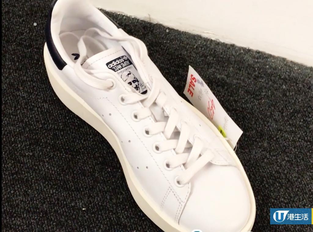 銅鑼灣波鞋/運動衫開倉1折 Adidas鞋$300/Nike鞋$400