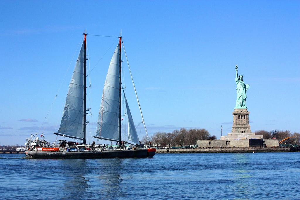 法國agnès b. Tara探險船訪港 中環免費開放參觀+探索展覽