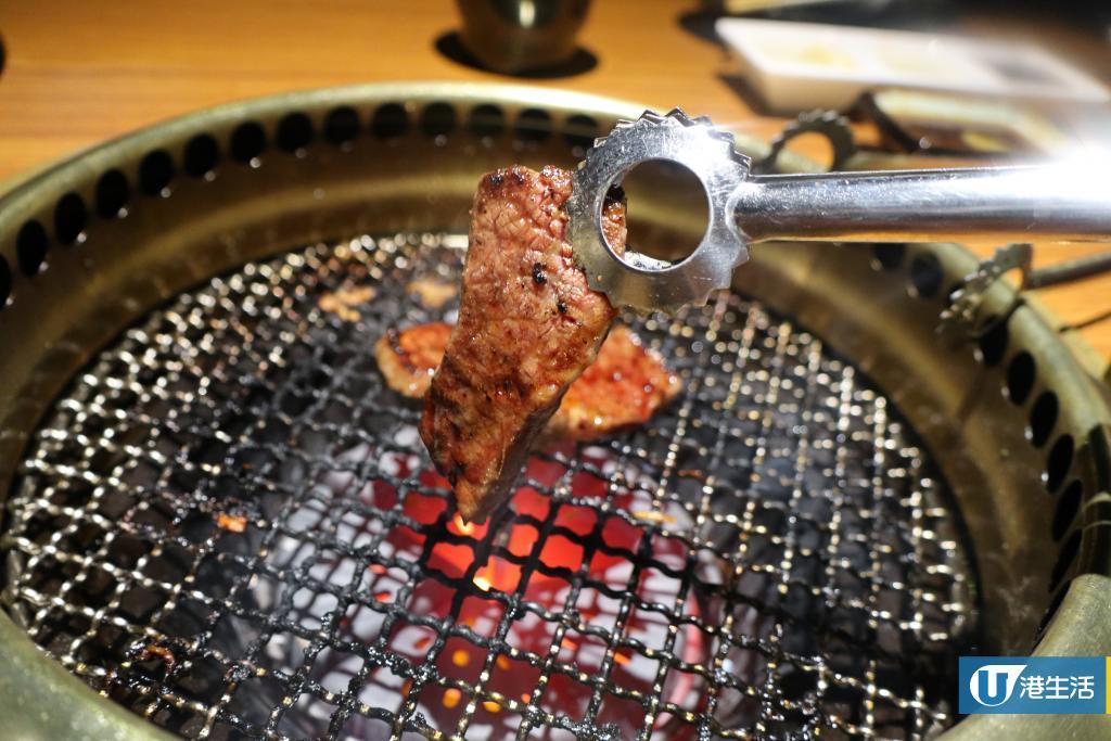 旺角新開燒肉放題店 任食高質牛肉+海鮮+厚切牛舌