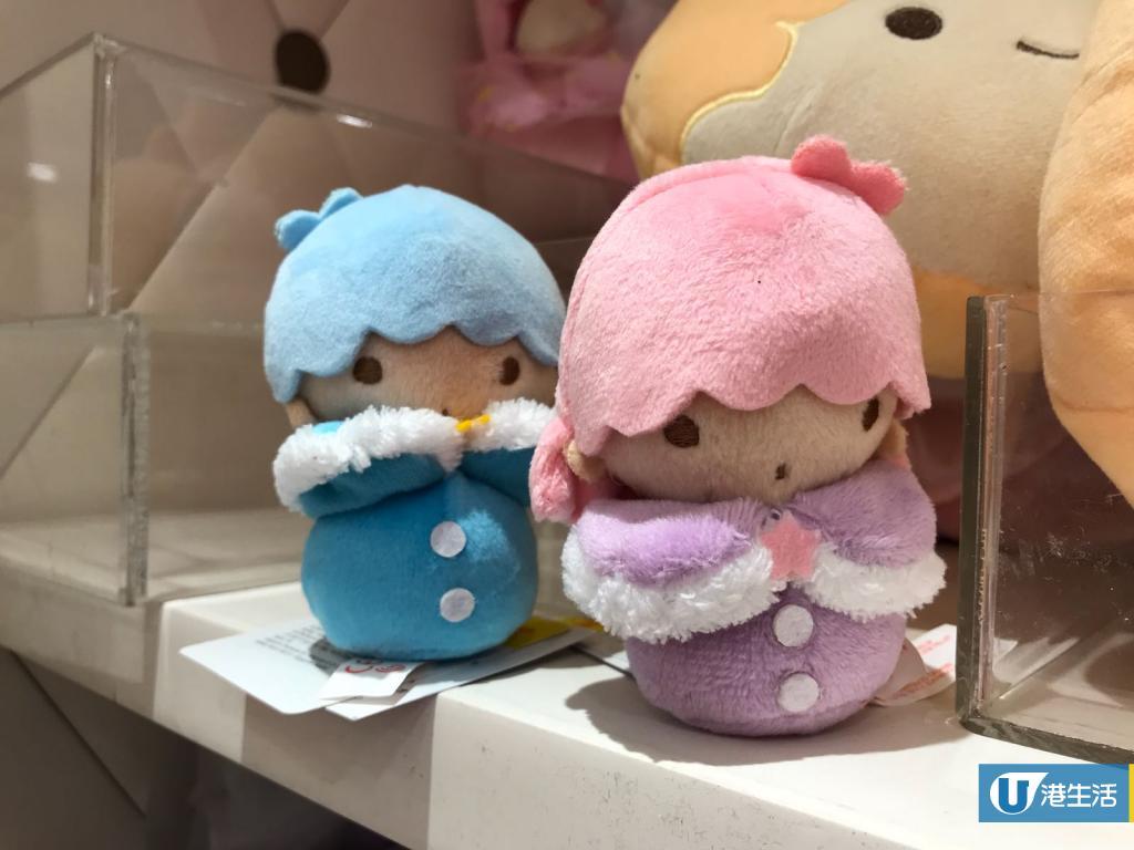 Little Twin Stars新店快閃銅鑼灣!公仔/背囊/家品/指定商品半價