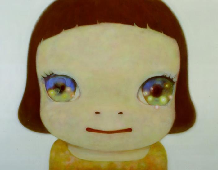 奈良美智相隔3年再度來港 中環3月底開全新個人作品展!