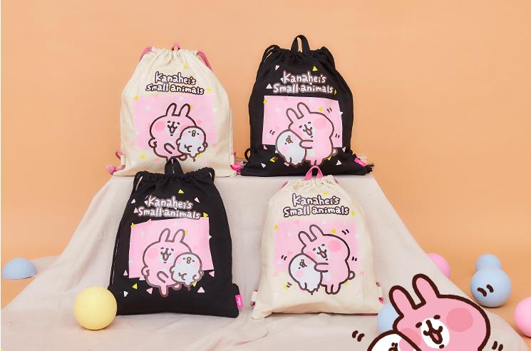 台灣品牌x Kanahei 8大P助粉紅兔兔精品晒冷
