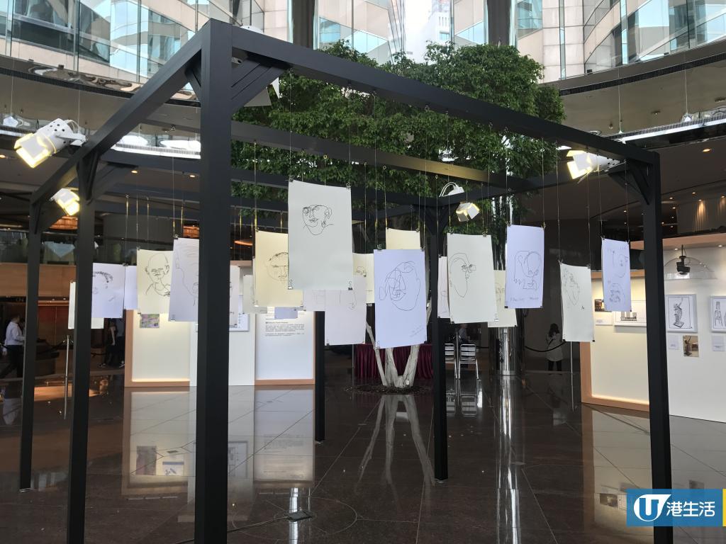 中環多感官展打破視覺障礙!26幅觸覺畫+聲音導航重現香港地標