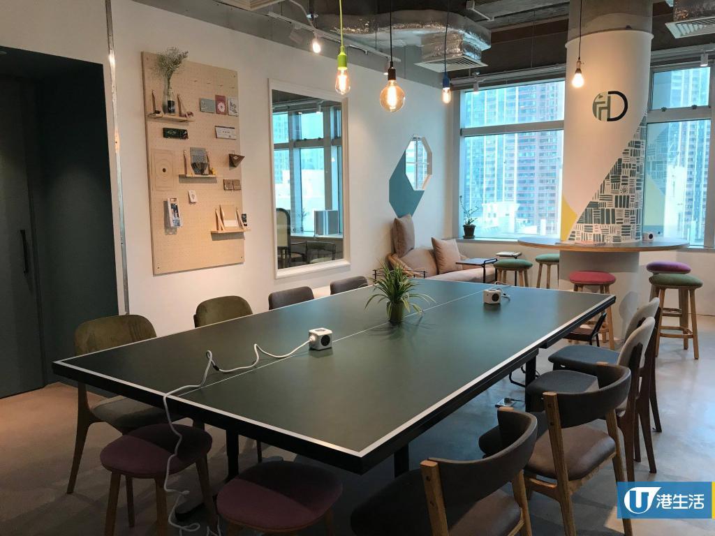 2100呎樓上自修室荃灣新店開幕 $88起包免費咖啡零食