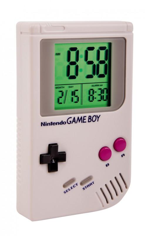 懷舊風Game Boy鬧鐘 Mario主題曲叫醒你!