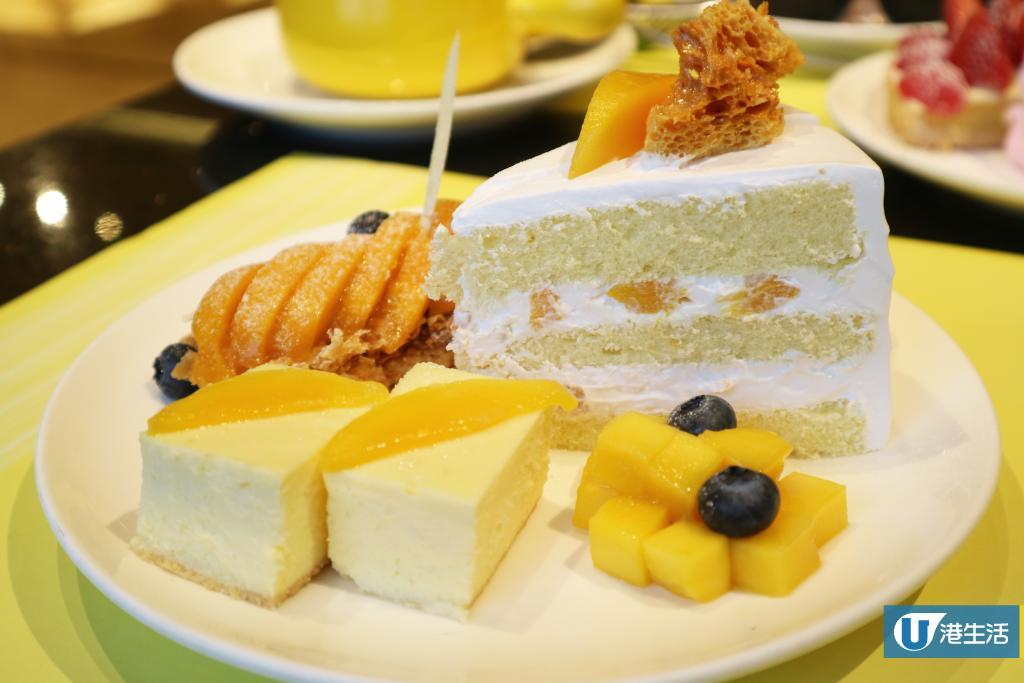 沙田酒店$118下午茶自助餐 歎勻多款香甜芒果+士多啤梨主題甜品