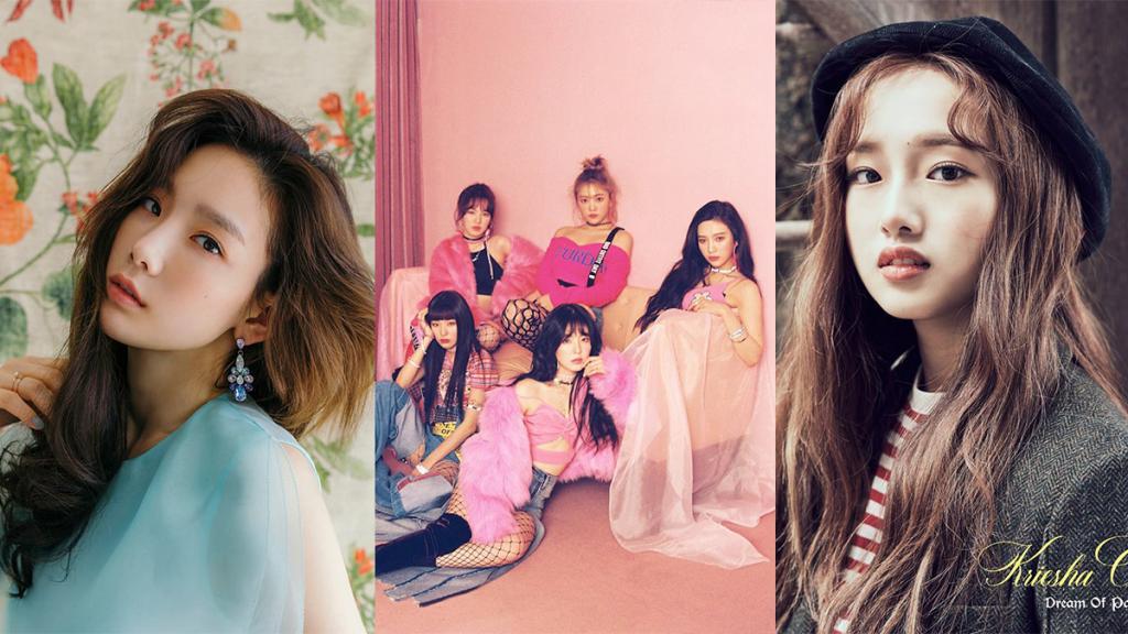 少時太妍襲港!聯同Red Velvet、Kriesha Chu 520會展開騷