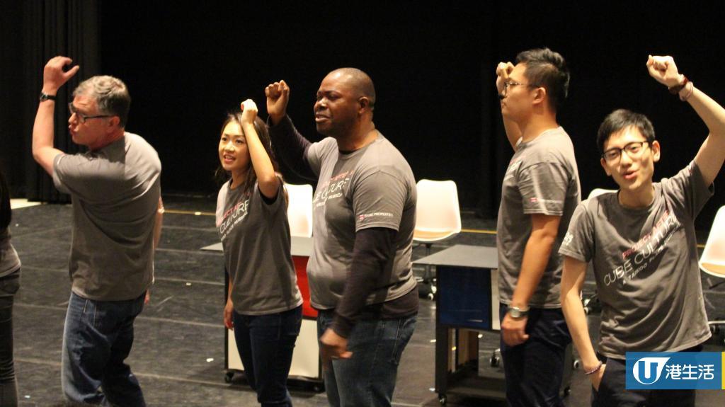 音樂劇《PROJECT AFTER 6:Cube Culture》 唱盡打工仔心聲