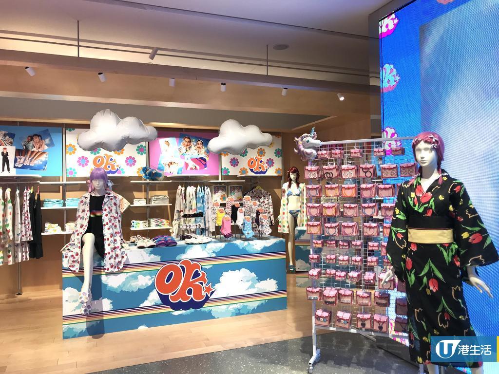 【銅鑼灣好去處】水原希子自家品牌OK期間限定店!霓虹燈/少女睡房影相位/服飾