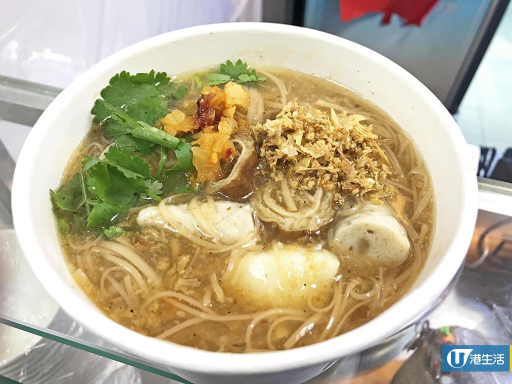 【葵芳美食】香港都食到台灣街頭風味!葵廣歎惹味台式大腸麵線