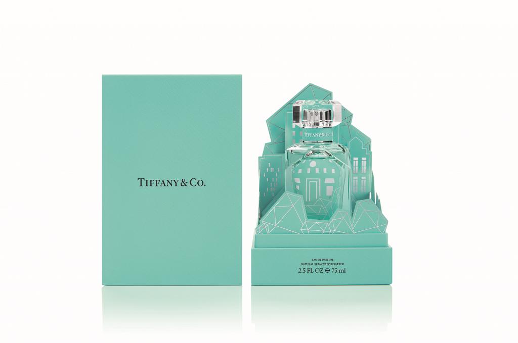 Tiffany & Co.鑽石限量版香水登場!機場免稅店率先發售