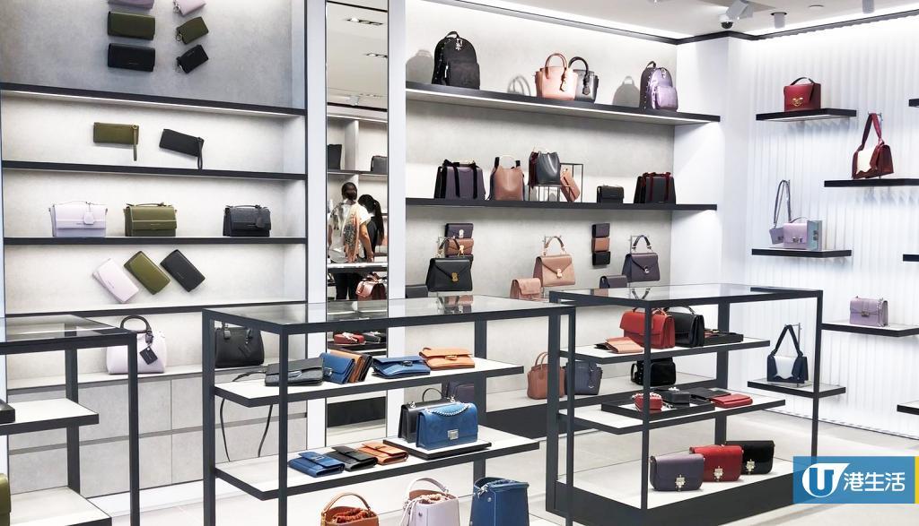 【中環新店】CHARLES & KEITH中環店開幕!2款香港獨家透明手袋+限定Tote Bags