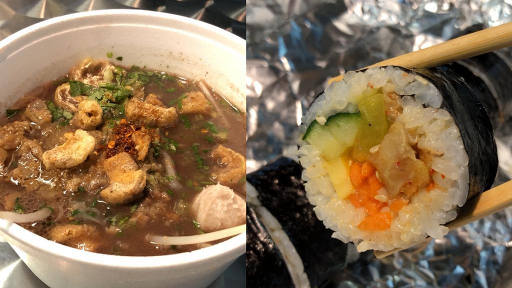 【西灣河美食】西灣河太安樓小食店 $15碗抵食泰式船麵!