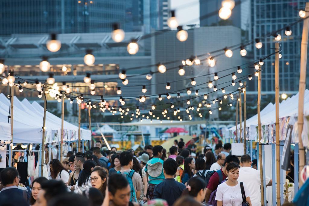 【暑假好去處】中環海濱賞想文創節手作市集回歸 逾300個手作攤檔/草地音樂會